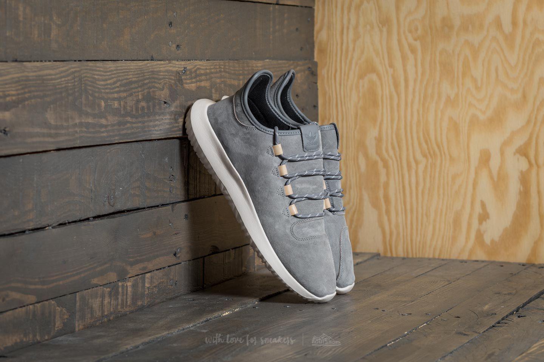 92984405e51873 Lyst - adidas Originals Adidas Tubular Shadow Grey Three  Grey Three ...