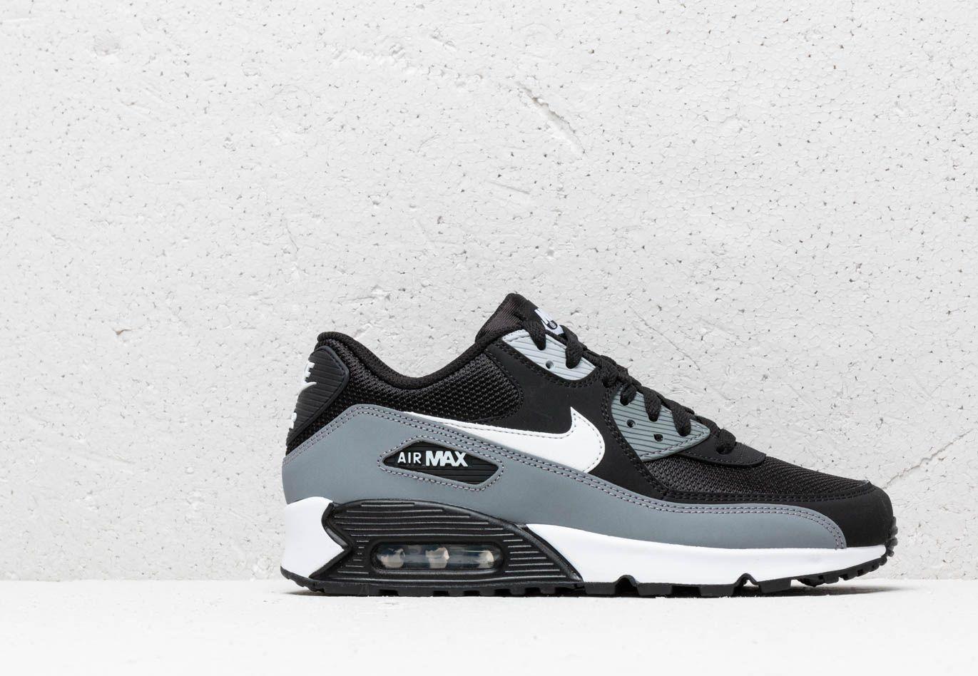 super popular ca013 00ecc Nike - Air Max 90 Essential Black  White-cool Grey-anthracite for Men. View  fullscreen