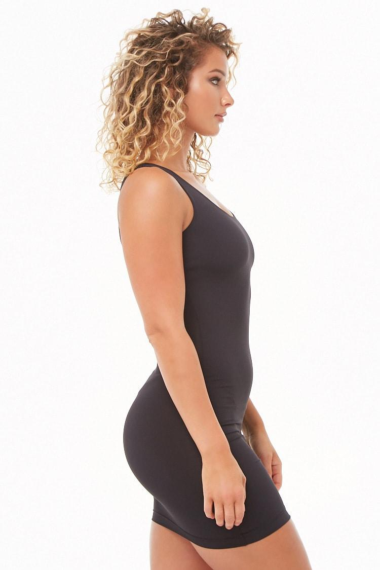 4155fb35a Spanx - Black Assets By Shaping Full Slip At - Lyst. View fullscreen