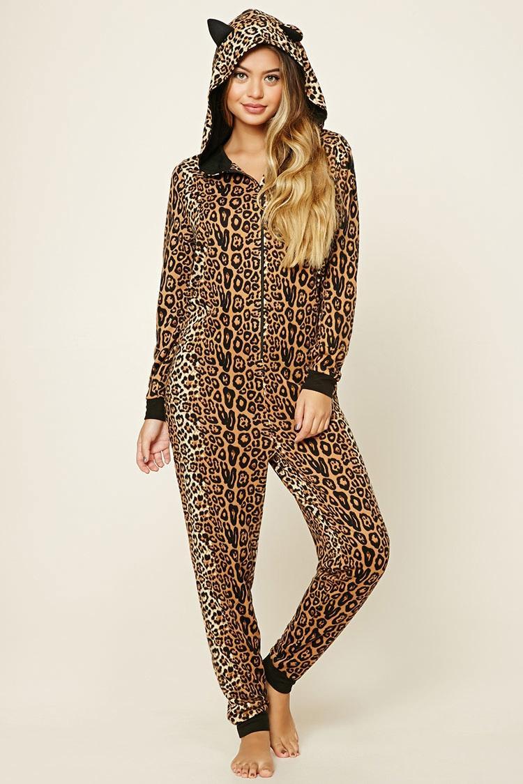Forever 21 Leopard Pri...