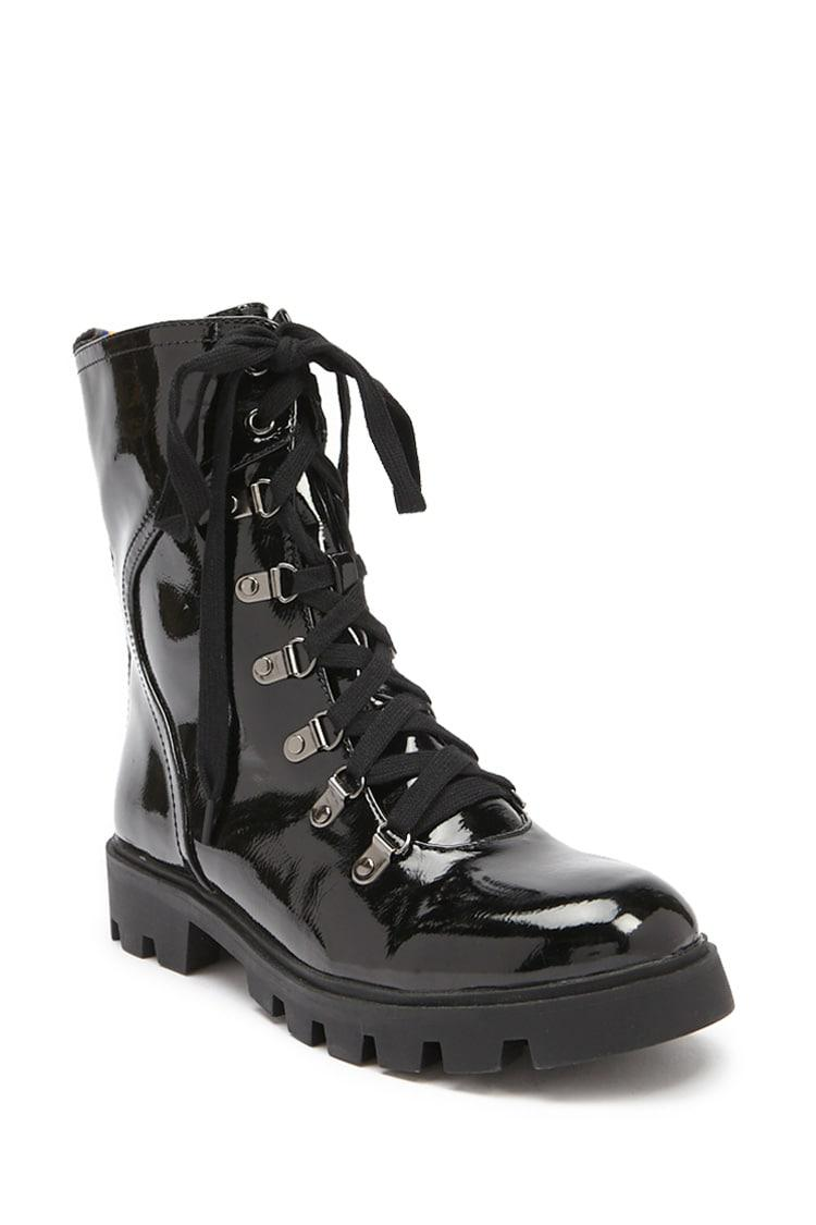 ed54593603 ... L4l By Lust For Life Combat Boots - Lyst. View fullscreen