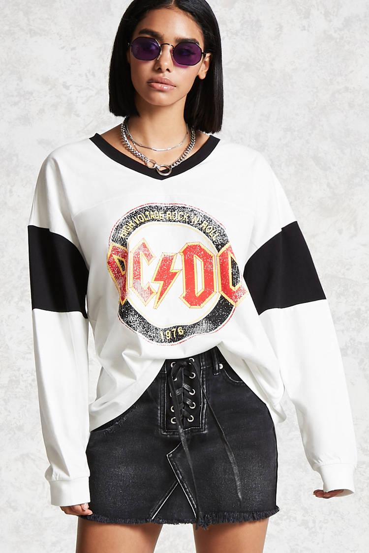 2cca7dda Band T Shirts Forever 21   Top Mode Depot