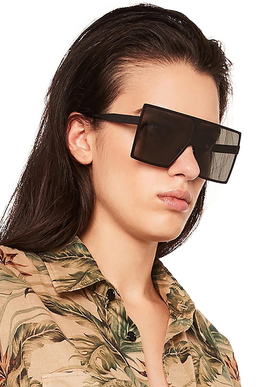 871c4d5581 Saint Laurent Betty Sunglasses in Black - Lyst
