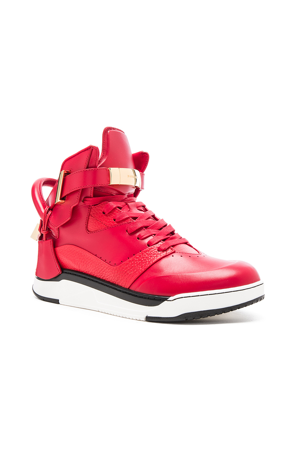 Red Buscemi Shoes