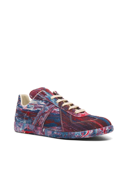 Lyst - Maison Margiela Replica Rubber Sneakers