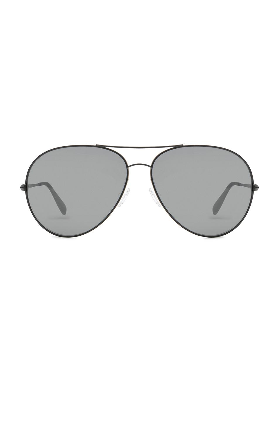 88ce4f628 Oliver Peoples Sayer in Black - Lyst