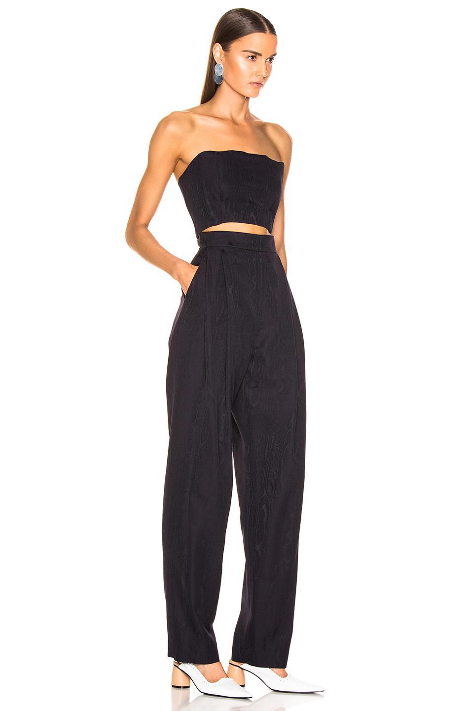 bdaf681e3f7 Rachel Comey - Black Assert Jumpsuit - Lyst. View fullscreen