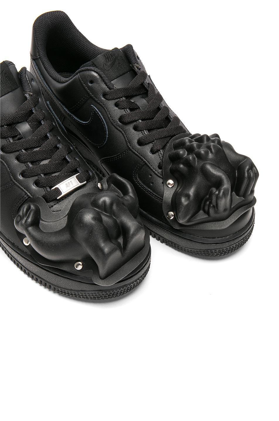check out 01014 4ae0a cdg x nike air force 1 low custom