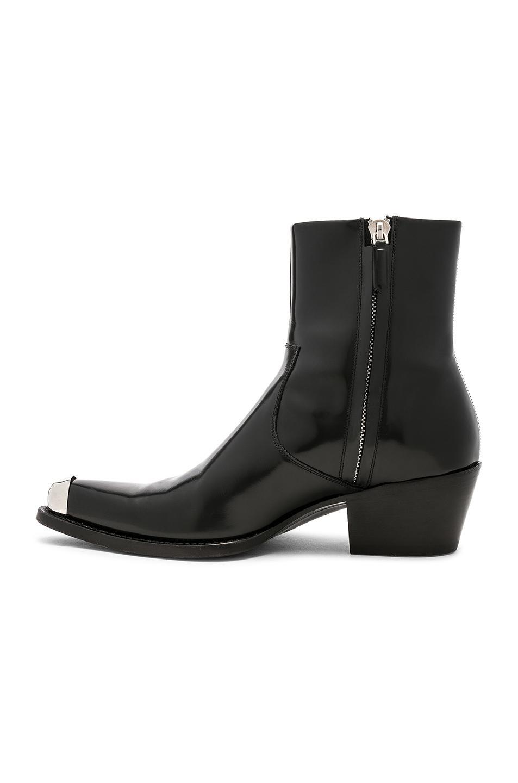 Calvin Klein Leather Tex C in . UwmumyoNJ