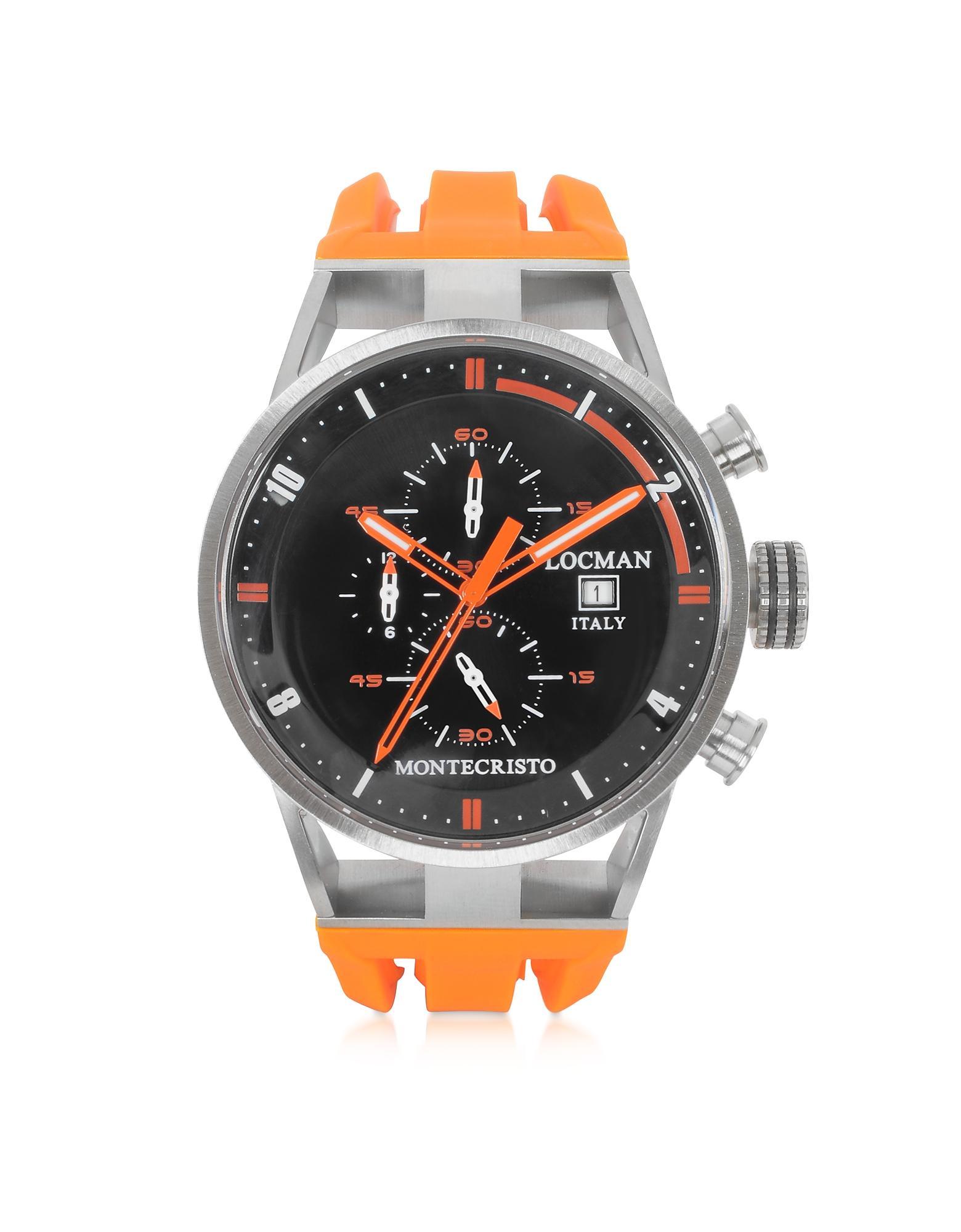 8b64b4256d06 Montecristo Reloj para Hombre de Acero Inoxidable y Titanio con ...