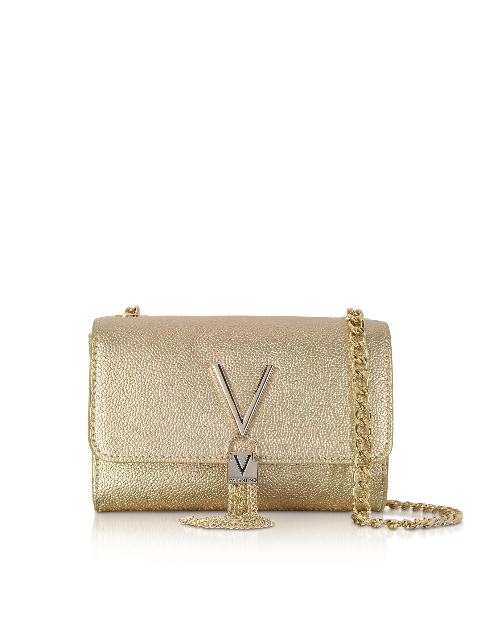 Valentino by Mario Valentino Handbags, Eco Leather Divina Shoulder Bag