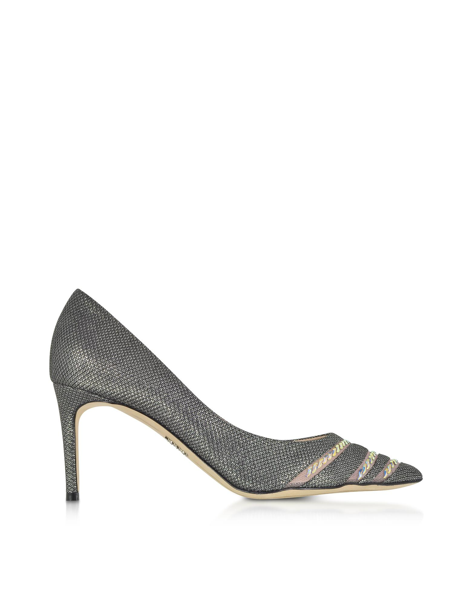 Rodo Suede Embellished Pumps outlet locations cheap price clearance fashion Style fh0yb28