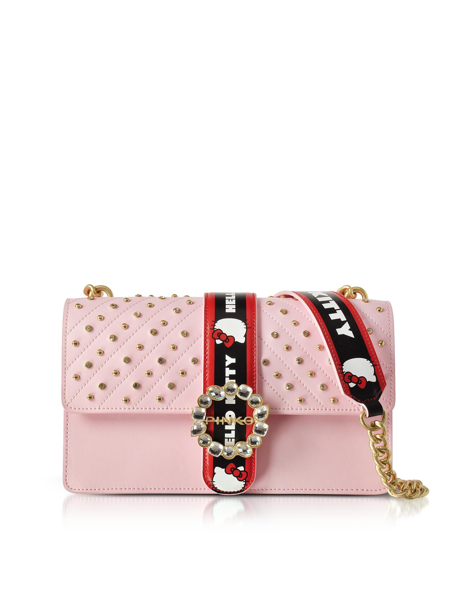 Pink Hello Kitty Jewel bag Pinko Buy Online Outlet New Styles Outlet Newest Free Shipping Latest RVn0LGkmU