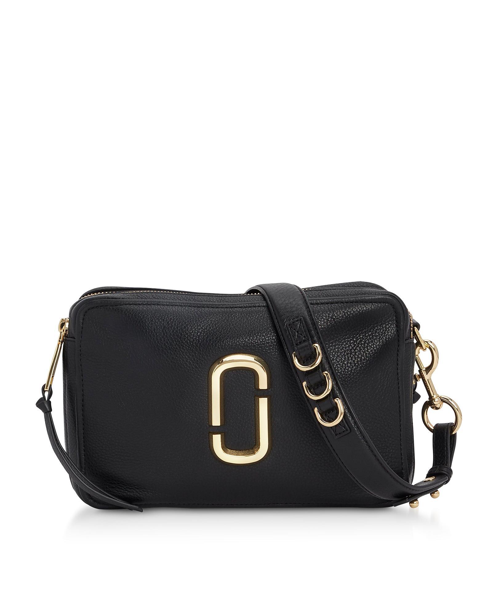f9b42368c 1; 2. Marc Jacobs - Black The Softshot 27 Shoulder Bag - Lyst. View  fullscreen