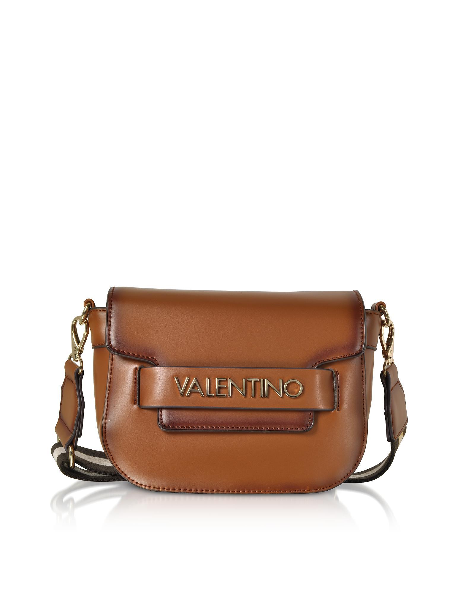 Lyst - Valentino By Mario Valentino Eco Leather Blast Small Shoulder ... 3302e436aed96