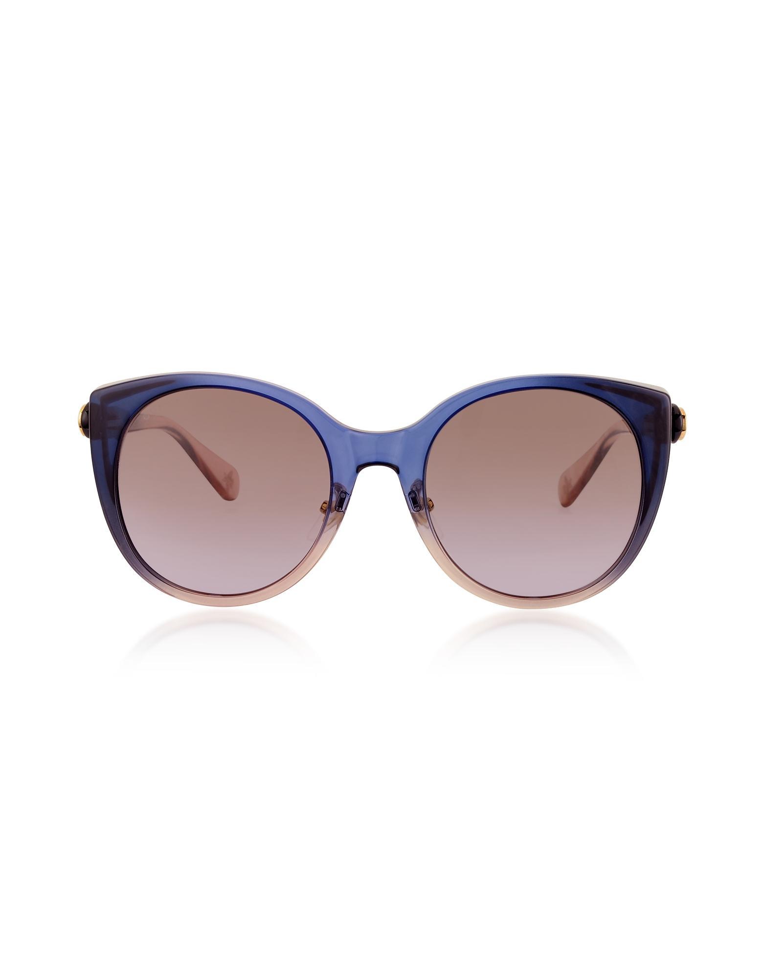 ebf6549fecd03 Gucci. Women s GG0369S Cat-eye Acetate Sunglasses
