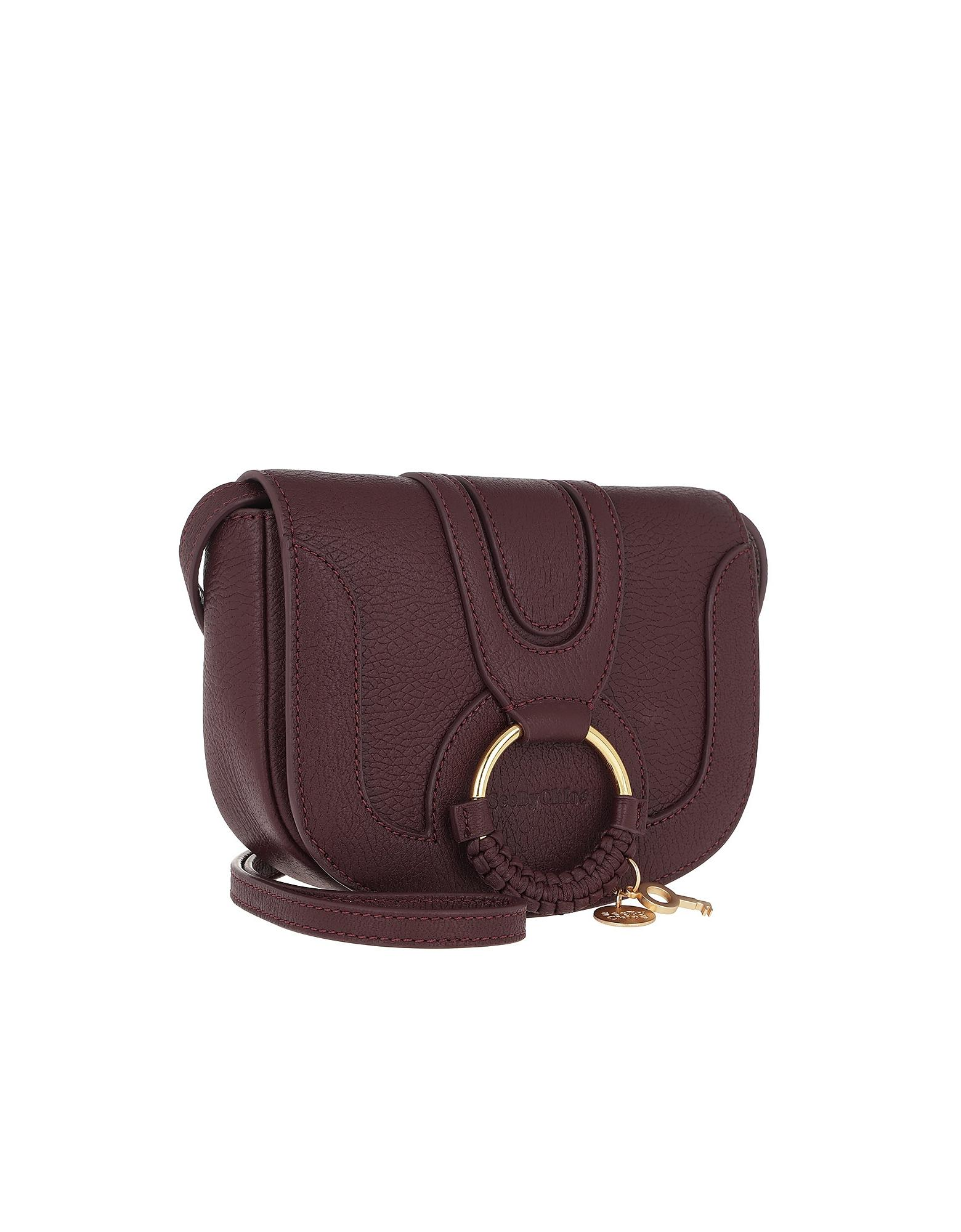 ed496b0a659a See By Chloé Hana Mini Crossbody Bag Obscure Purple in Purple - Save 77% -  Lyst