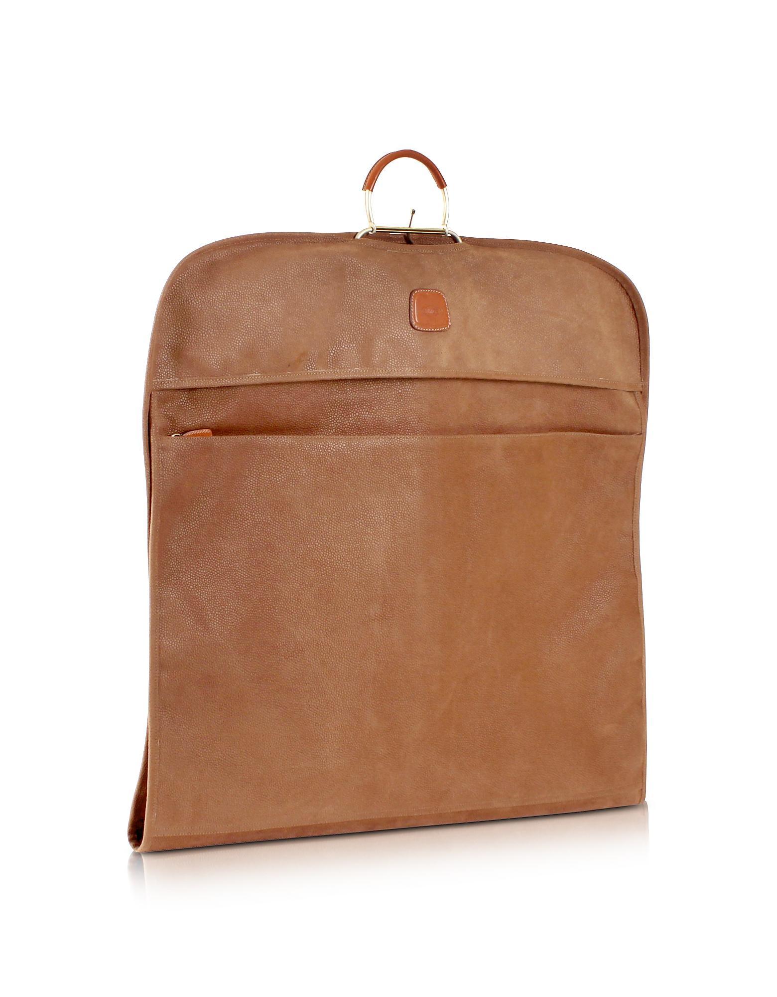 Bric's Travel Bags, Life Camel Micro-Suede Garment Bag