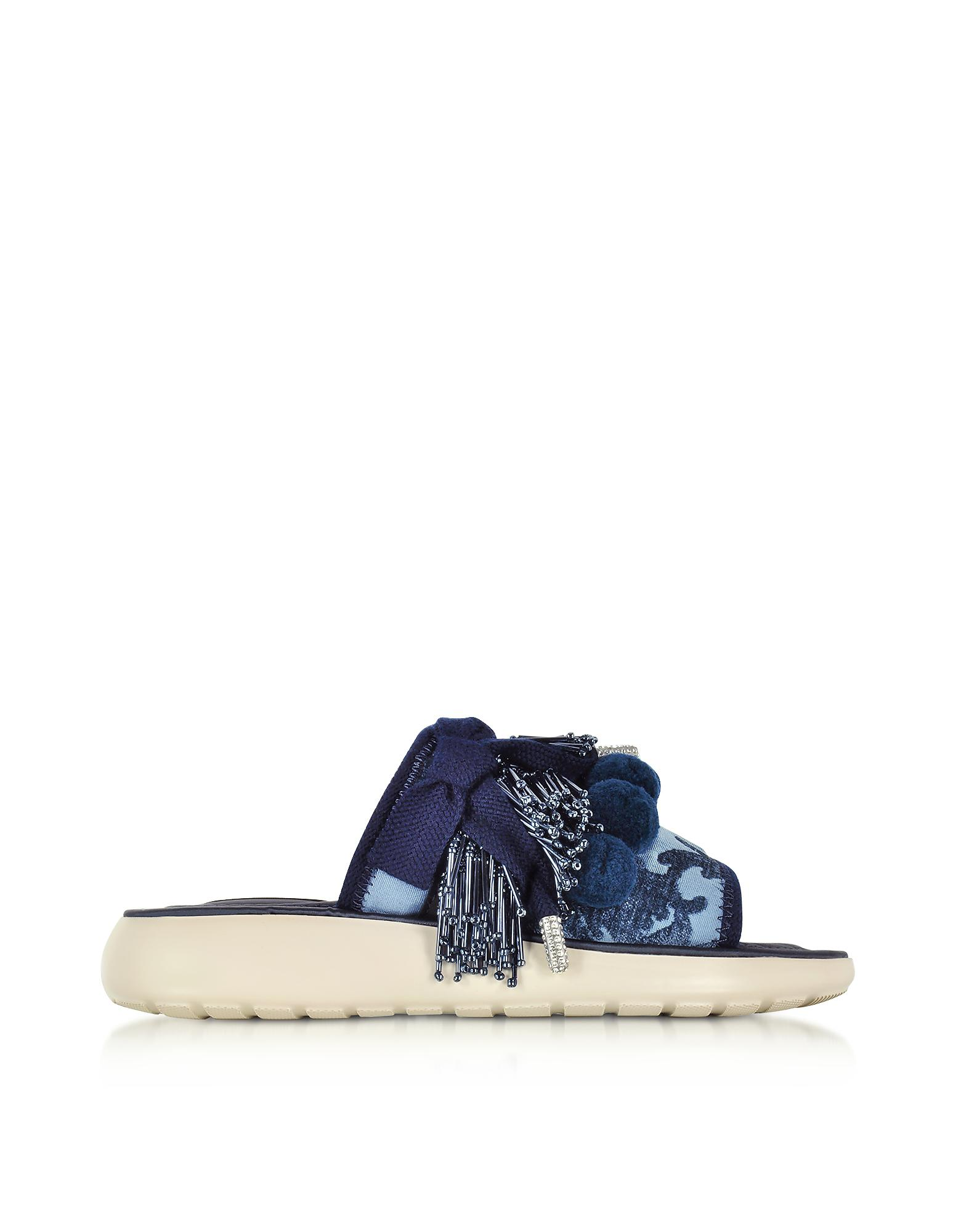 Womens Emerson Leather Slide Sandals Marc Jacobs aAlk1HyZg