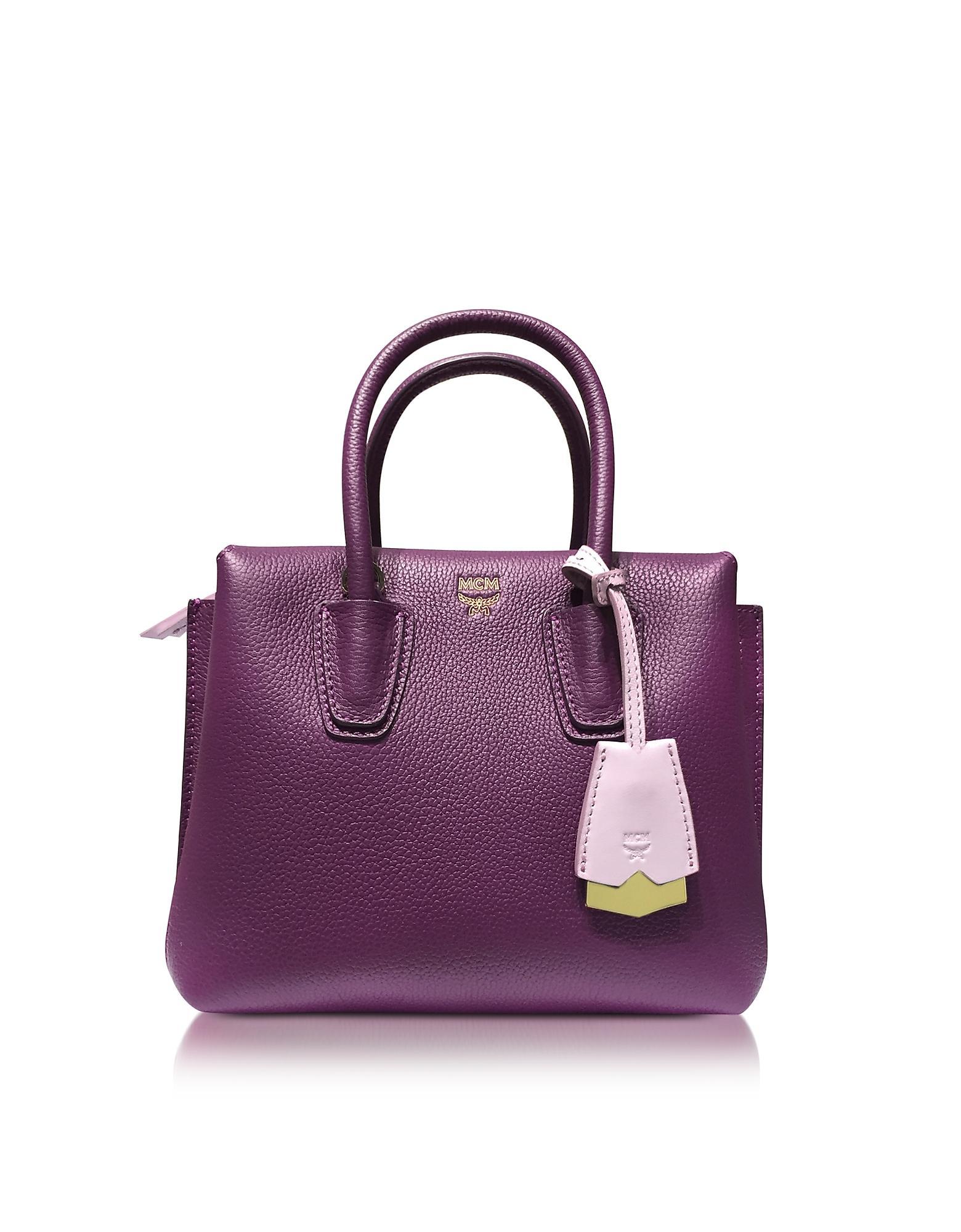 small logo tote - Pink & Purple L'autre Chose nCX8U