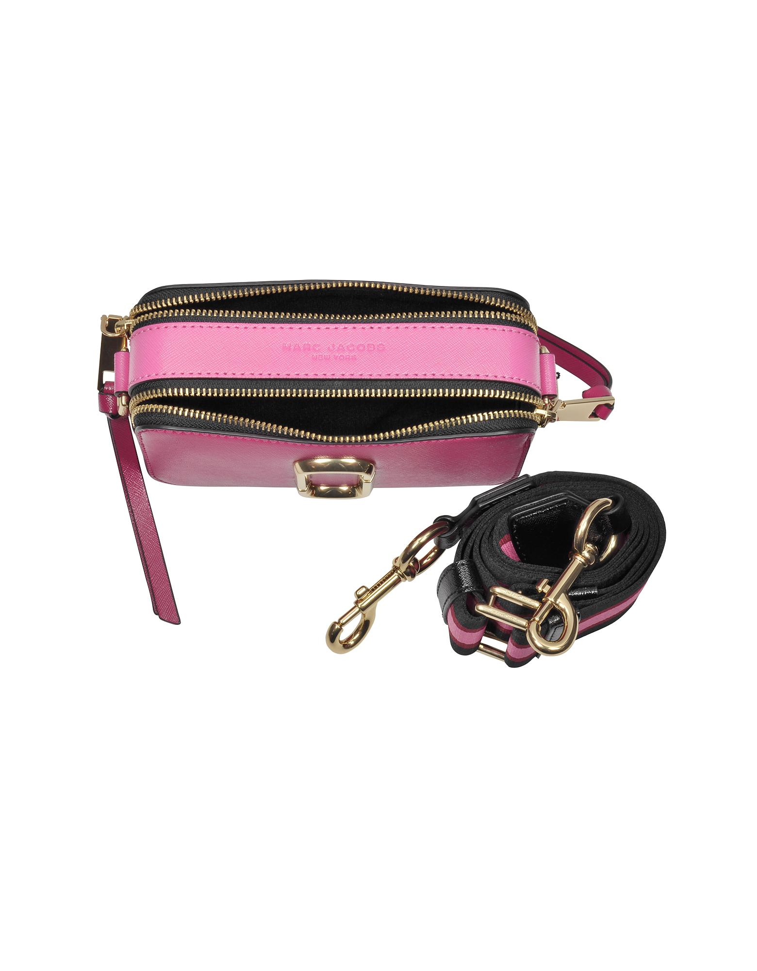 a632a8ad6020 Lyst - Marc Jacobs Hibiscus Multi Snapshot Camera Bag