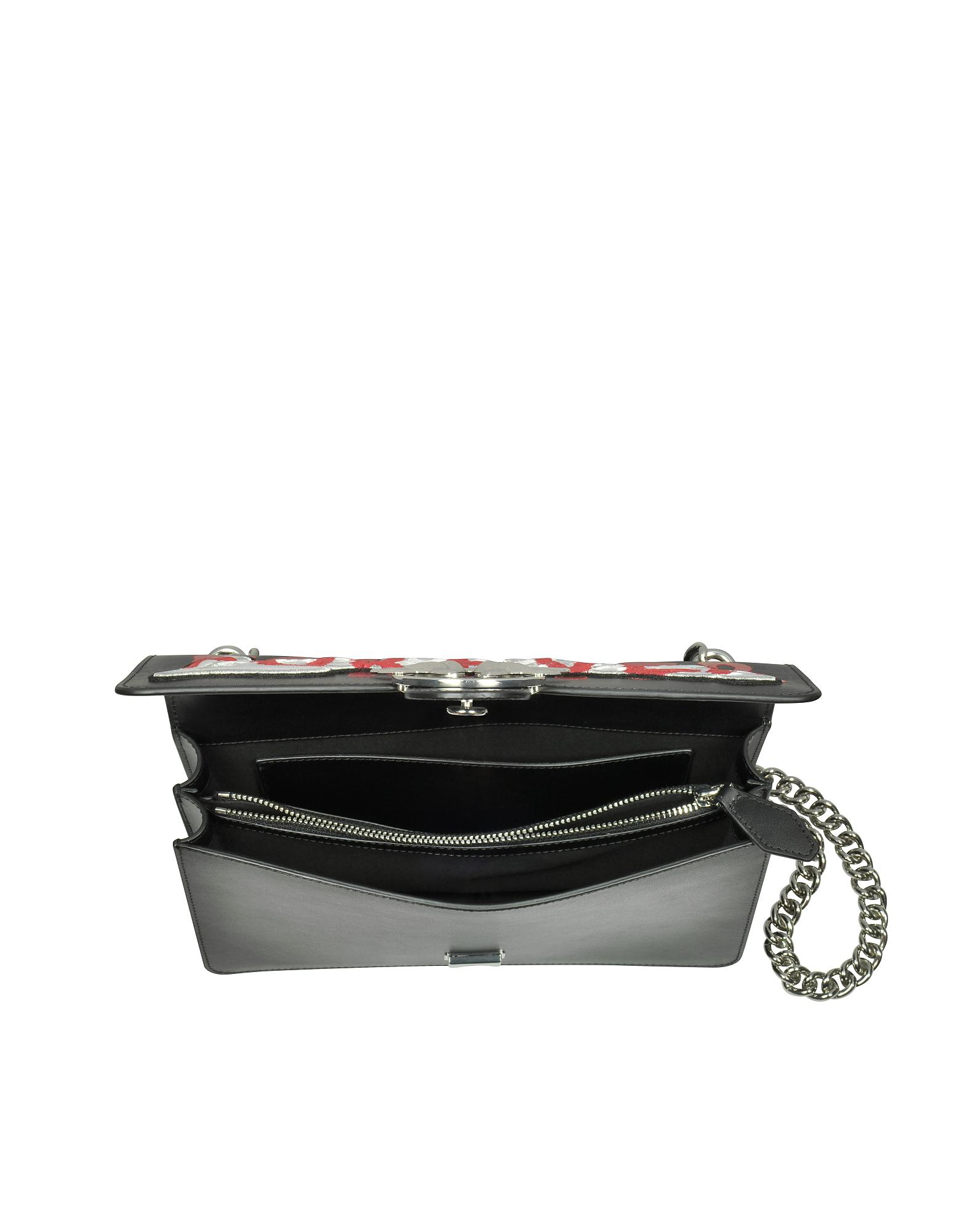 New Black Love Me Tender Forever bag Pinko Low Shipping Fee For Sale Cheap Websites Best Place 1IU2Nq