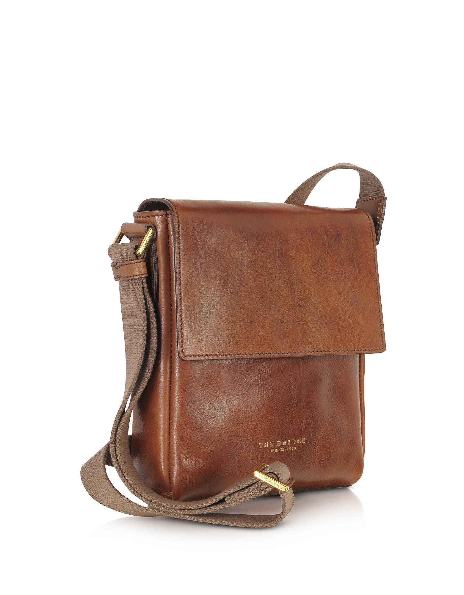 Итальянские мужские сумки через плечо Купить сумку