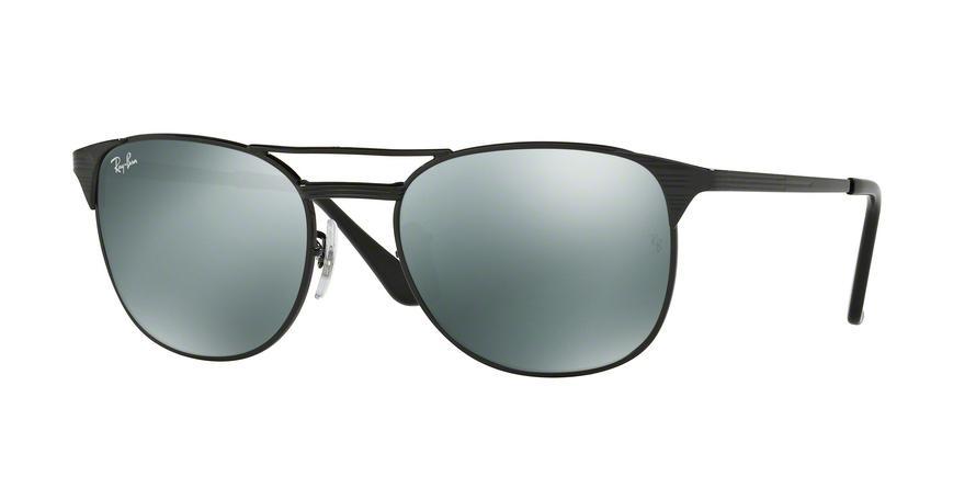 ba30fd8d05 Lyst - Ray-Ban 3429 Shiny Black in Black for Men