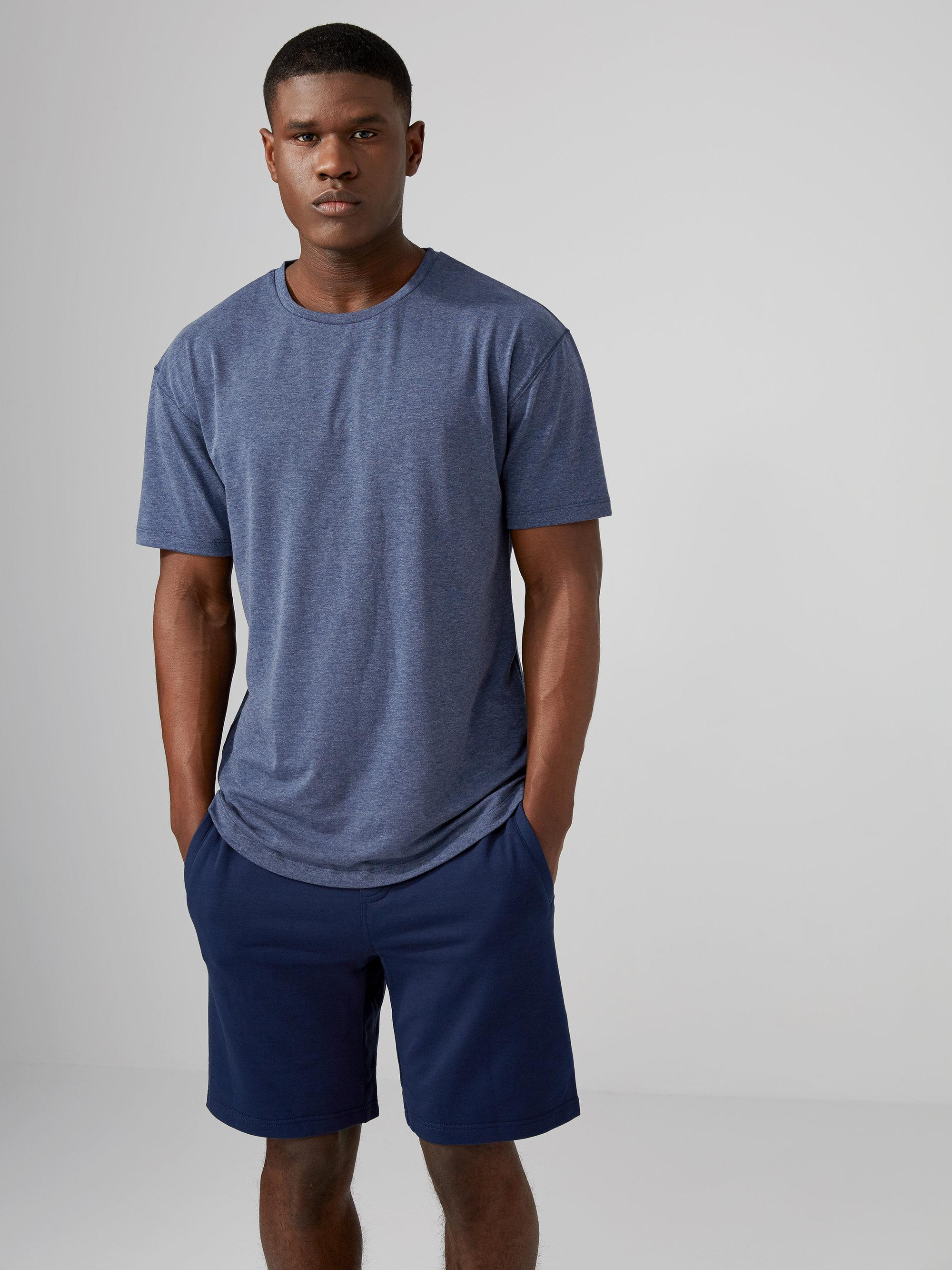 Frank oak frank oak sc drirelease loose fit t shirt for Frank and oak shirt