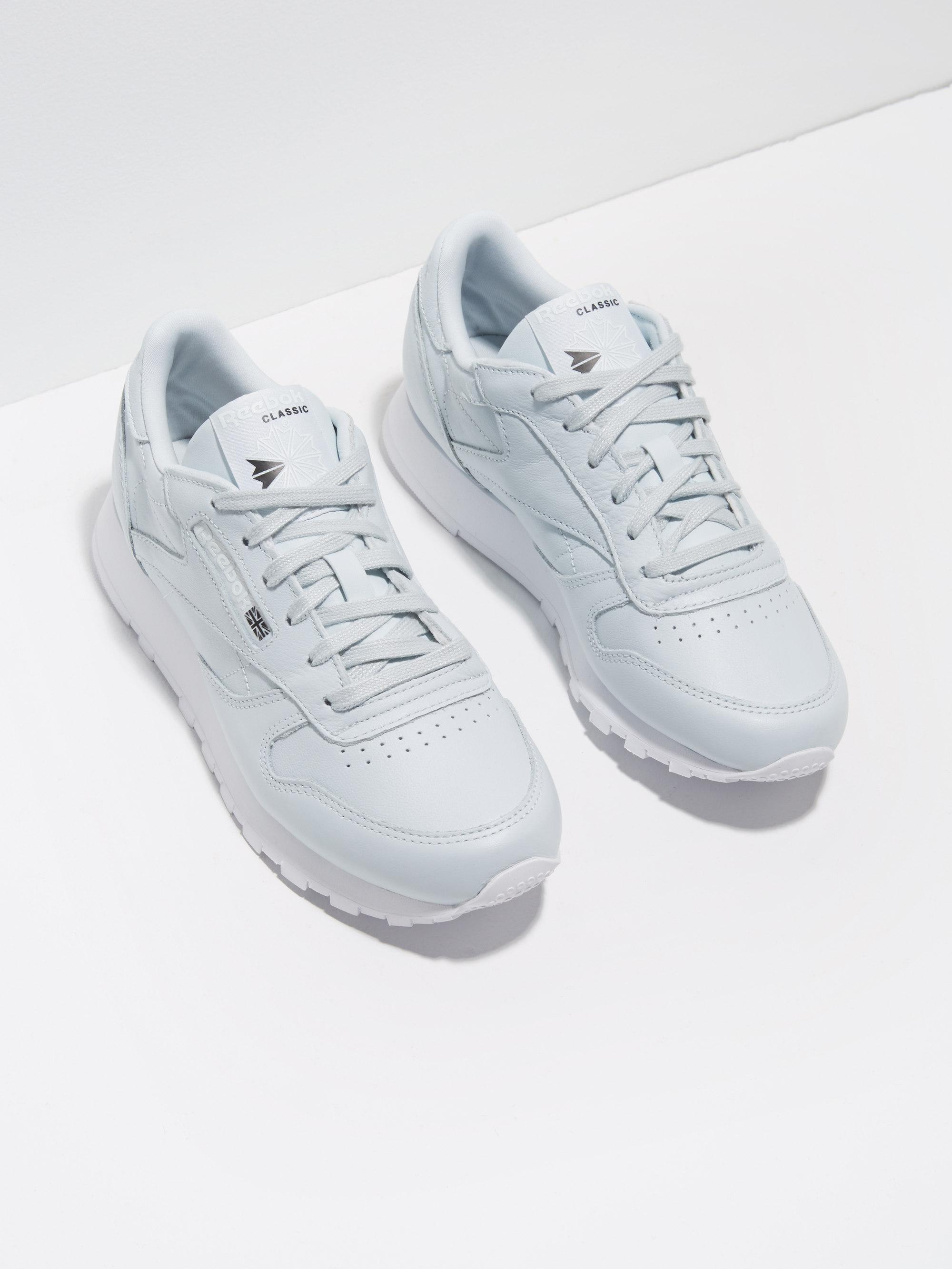 Lyst - Frank And Oak Reebok Classic Leather X Face Stockholm In ... f88c31f0fe76