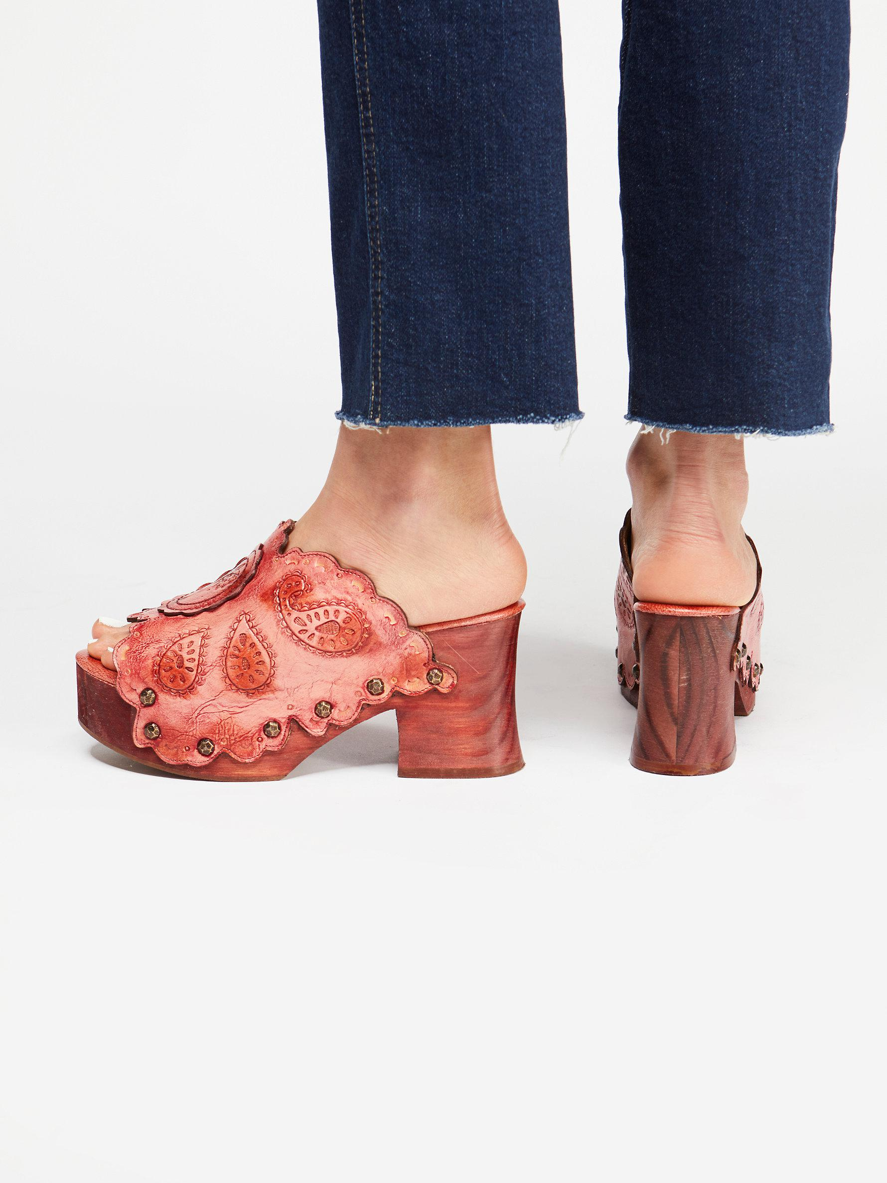 cheap in China outlet really Elianna Platform Clog free shipping pay with paypal online Shop buy cheap for cheap dt1SZl