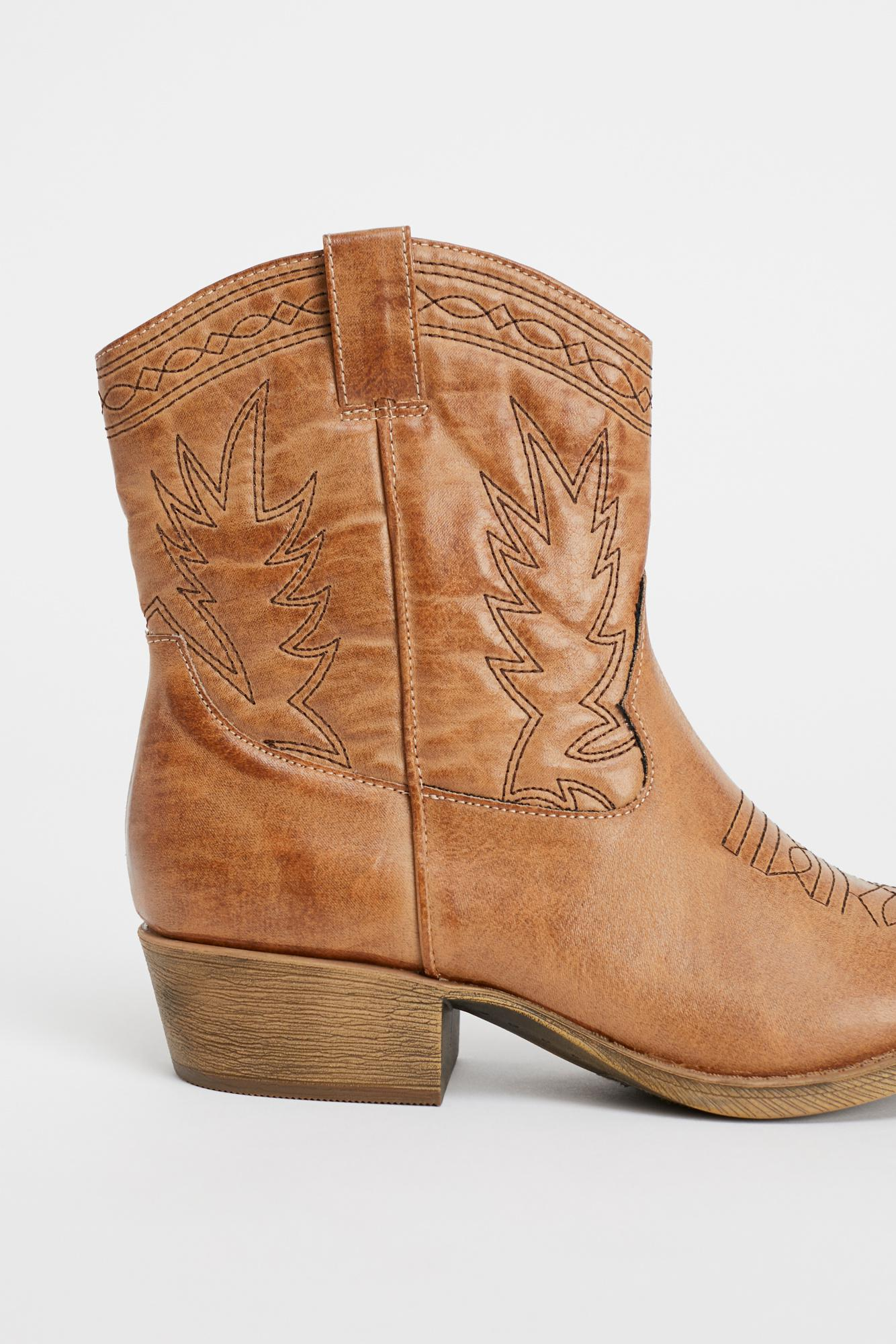 22f58c04e7a5 Free People - Brown Vegan Ranch Boot By Matisse - Lyst. View fullscreen