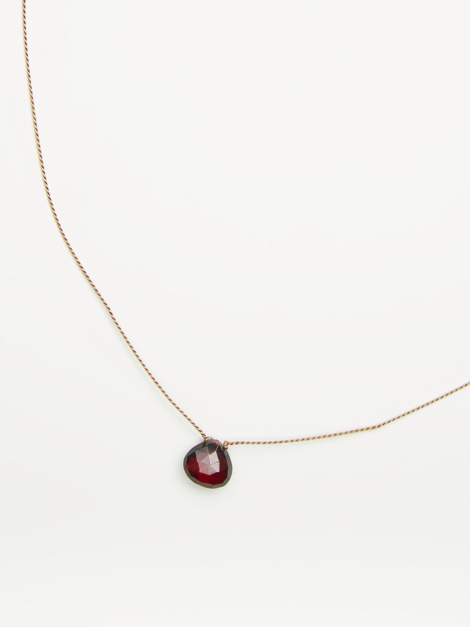 gallery lyst stone truth jewelry garnet people free necklace meaningful