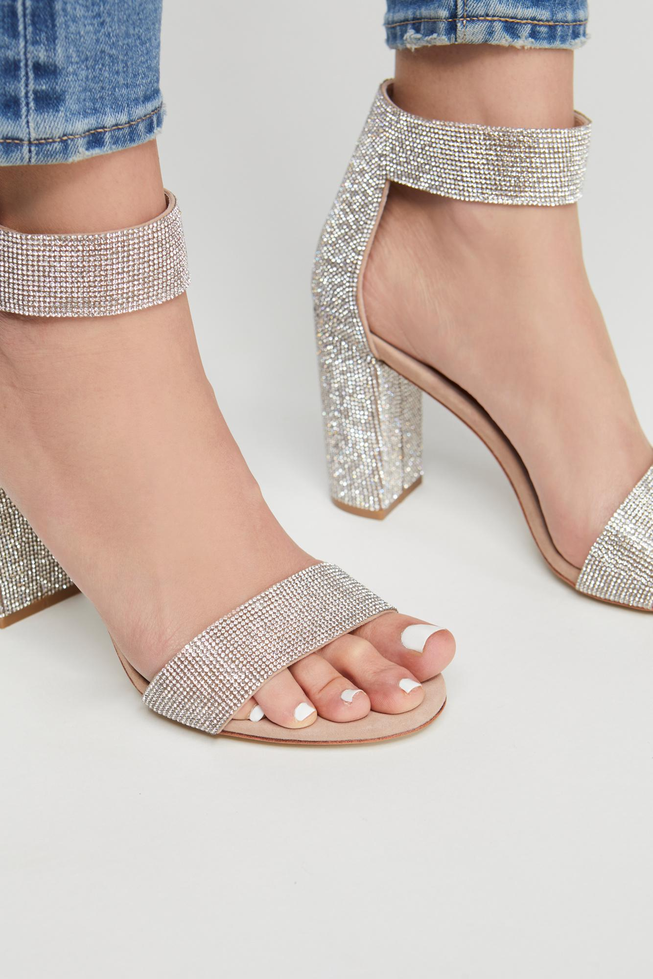 e46e91644f4a Free People Sparkle And Shine Heel By Jeffrey Campbell - Lyst