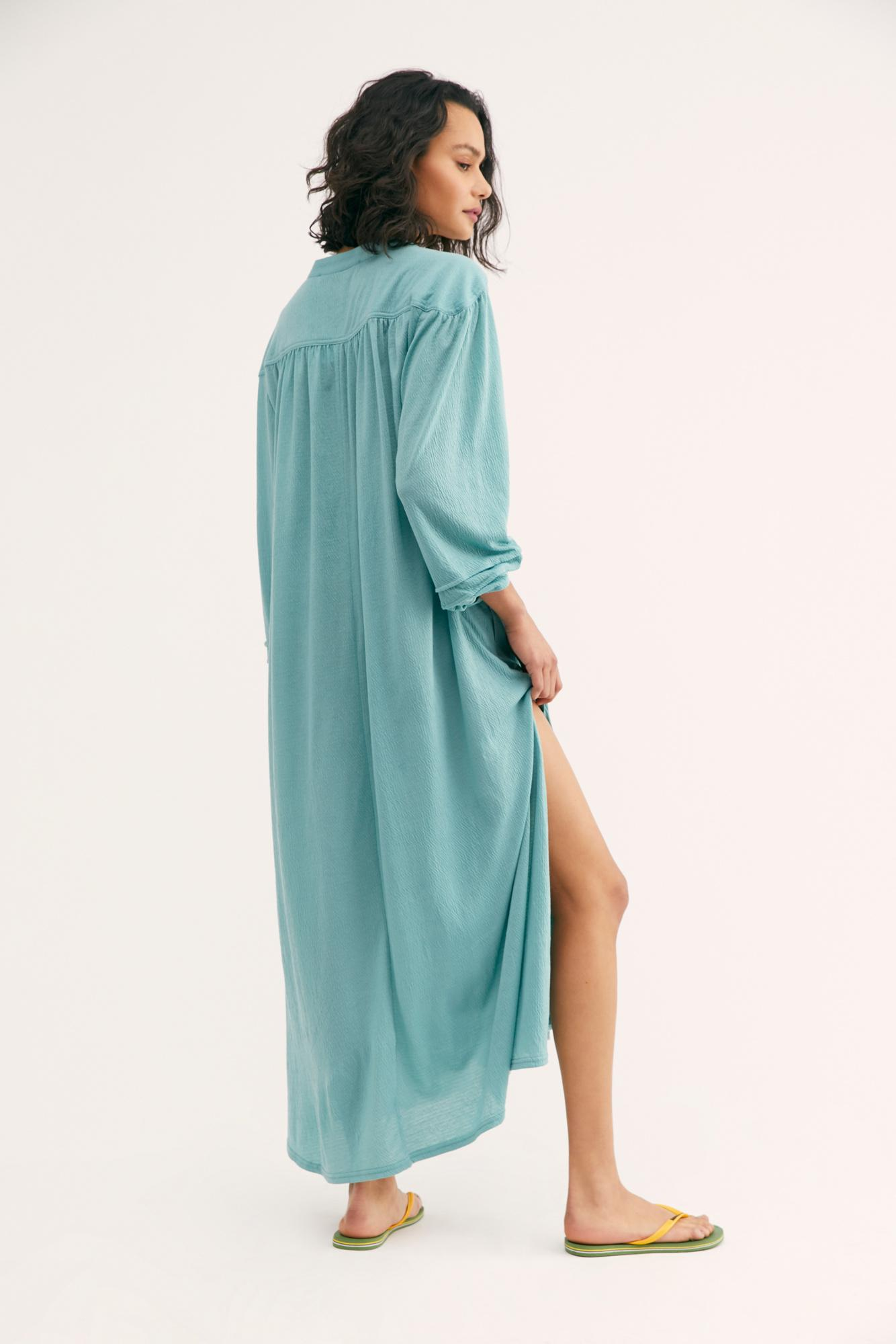 Free People Synthetic Primrose Maxi Dress By Fp Beach in