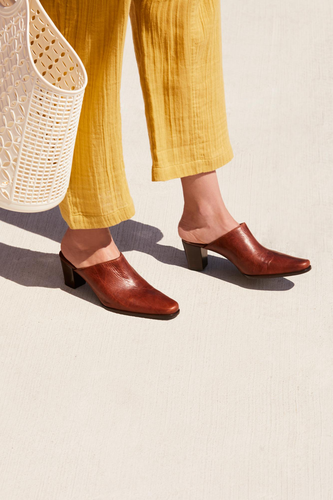 161f1c7ce6aa Lyst - Free People Gallery Mule By Coconuts By Matisse in Brown
