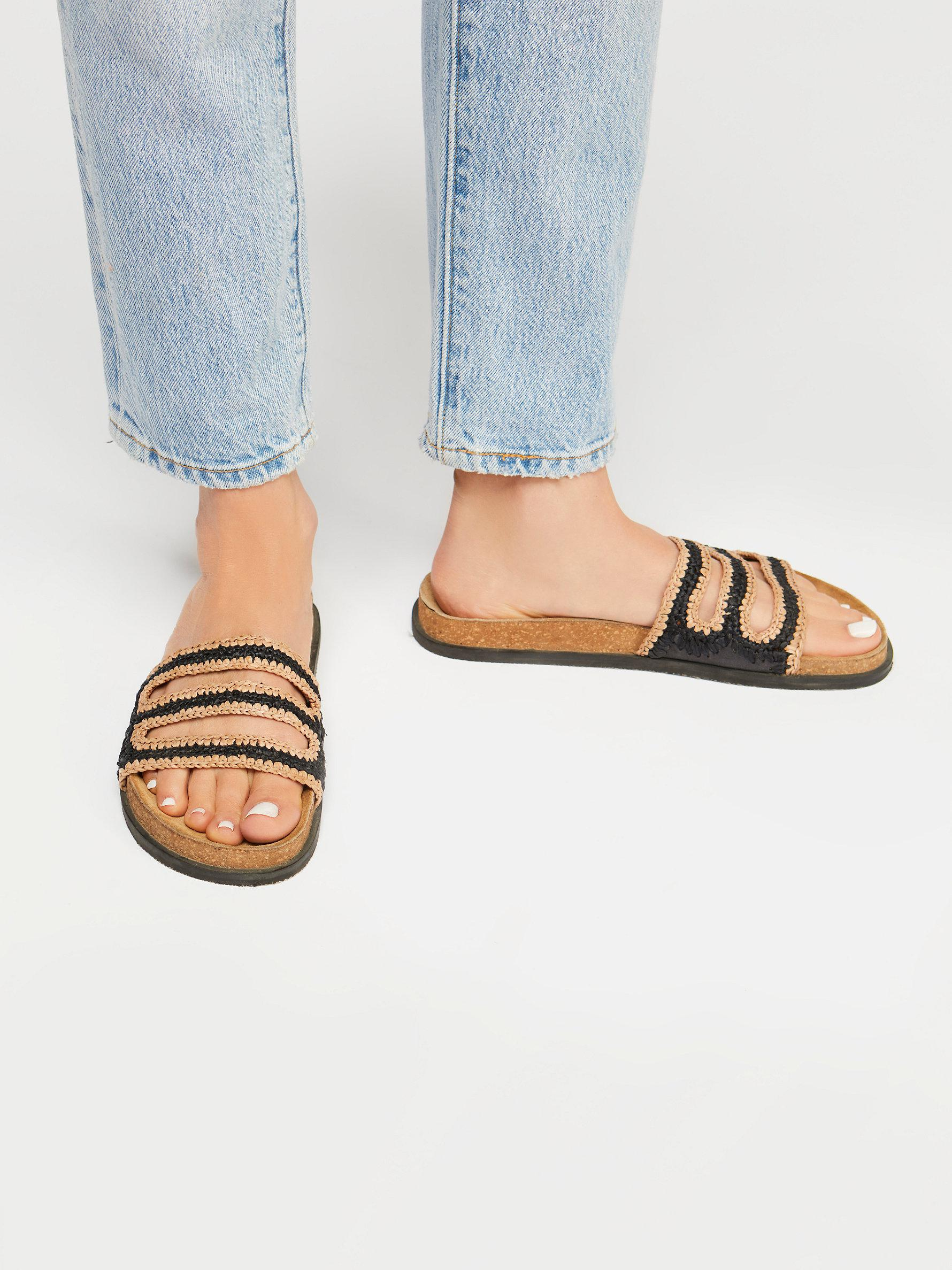 Free People Crete Footbed Sandal (Women's) Yy3LalCwS