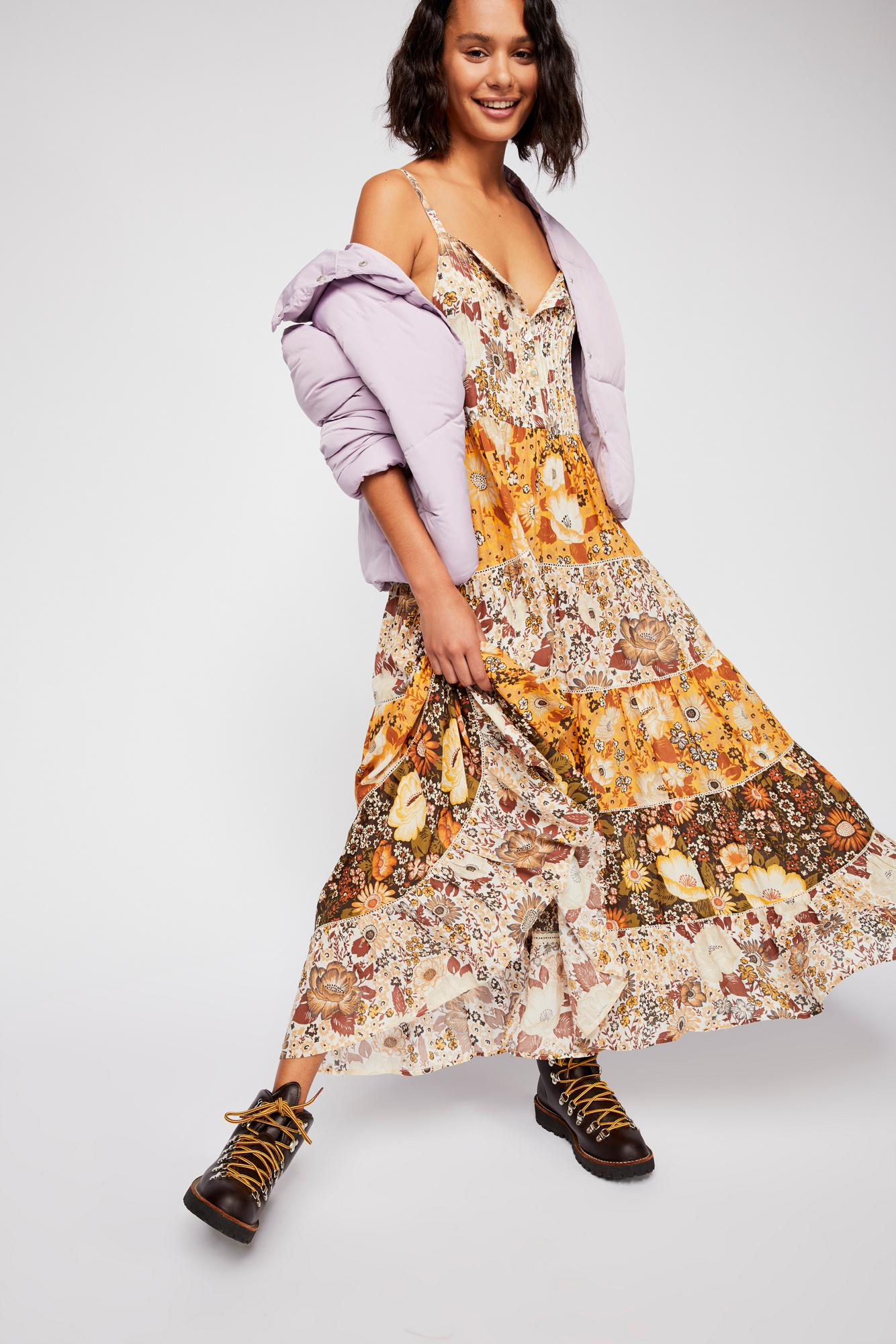 c2005065cea Free People Desert Daisy Maxi Sundress By Spell And The Gypsy ...