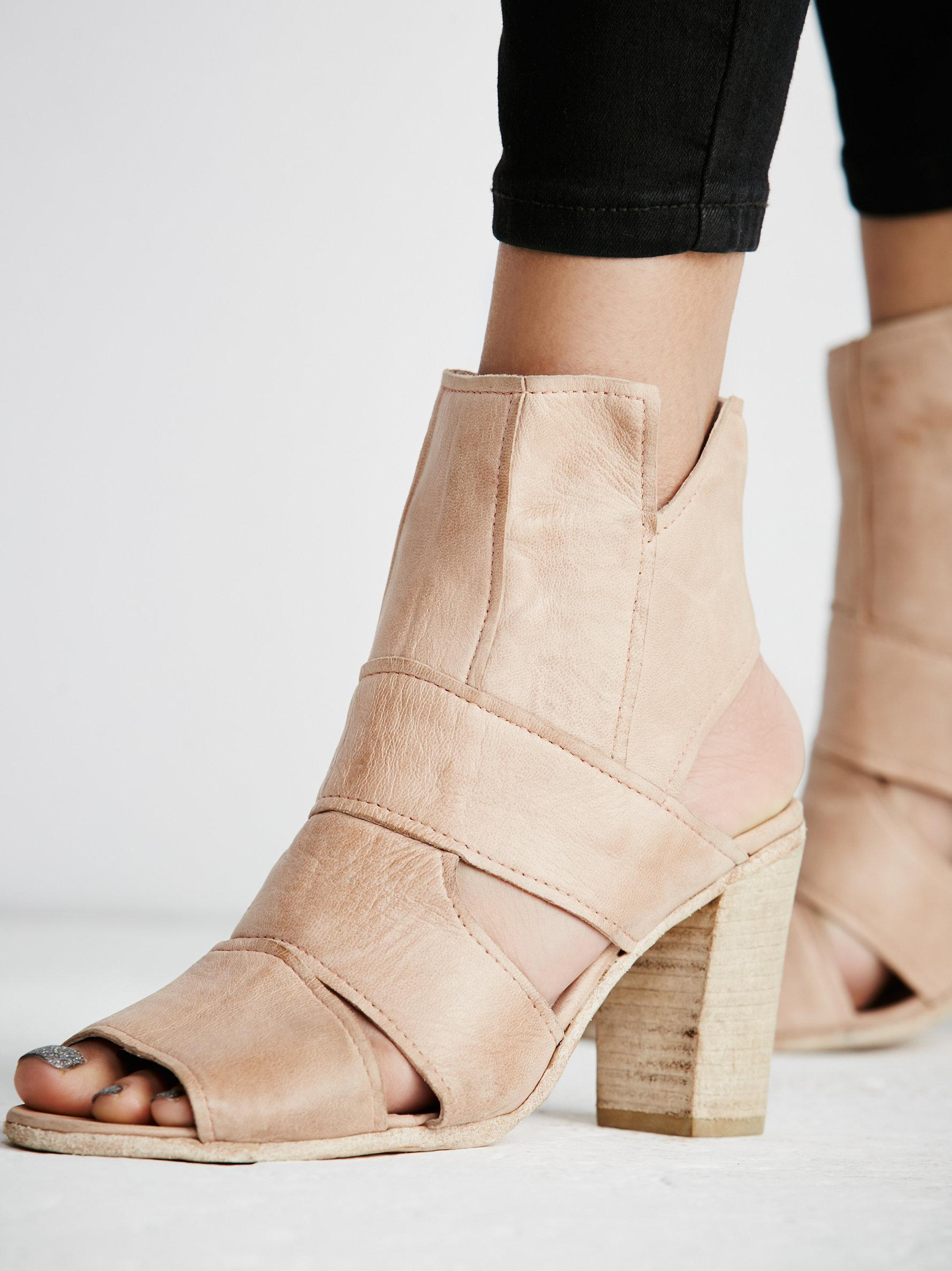 Free People Effie Block Heel oeR4hPY