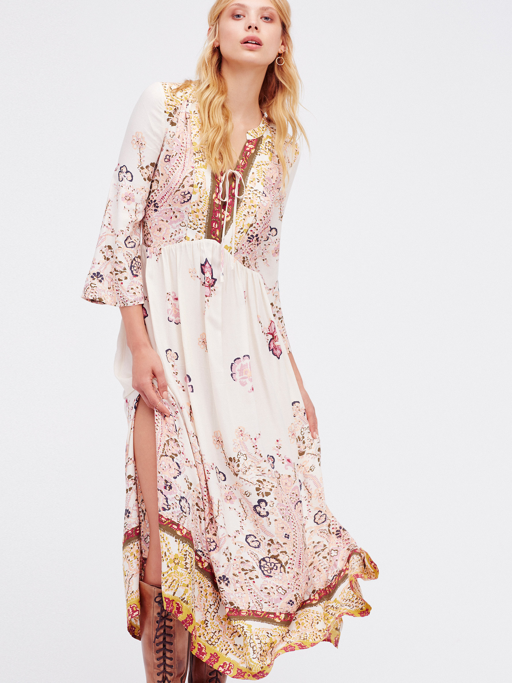 Free People If You Only Knew Maxi Dress