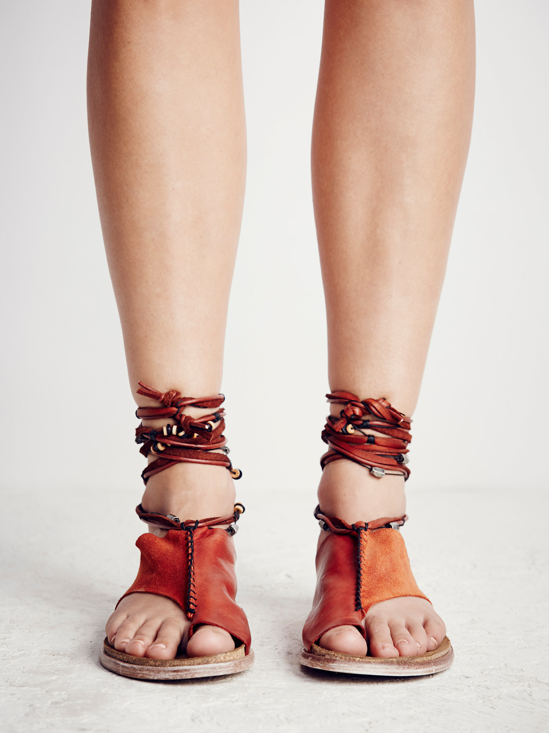 Free People Leigh Hill Footbed Sandal GiJRGsYR