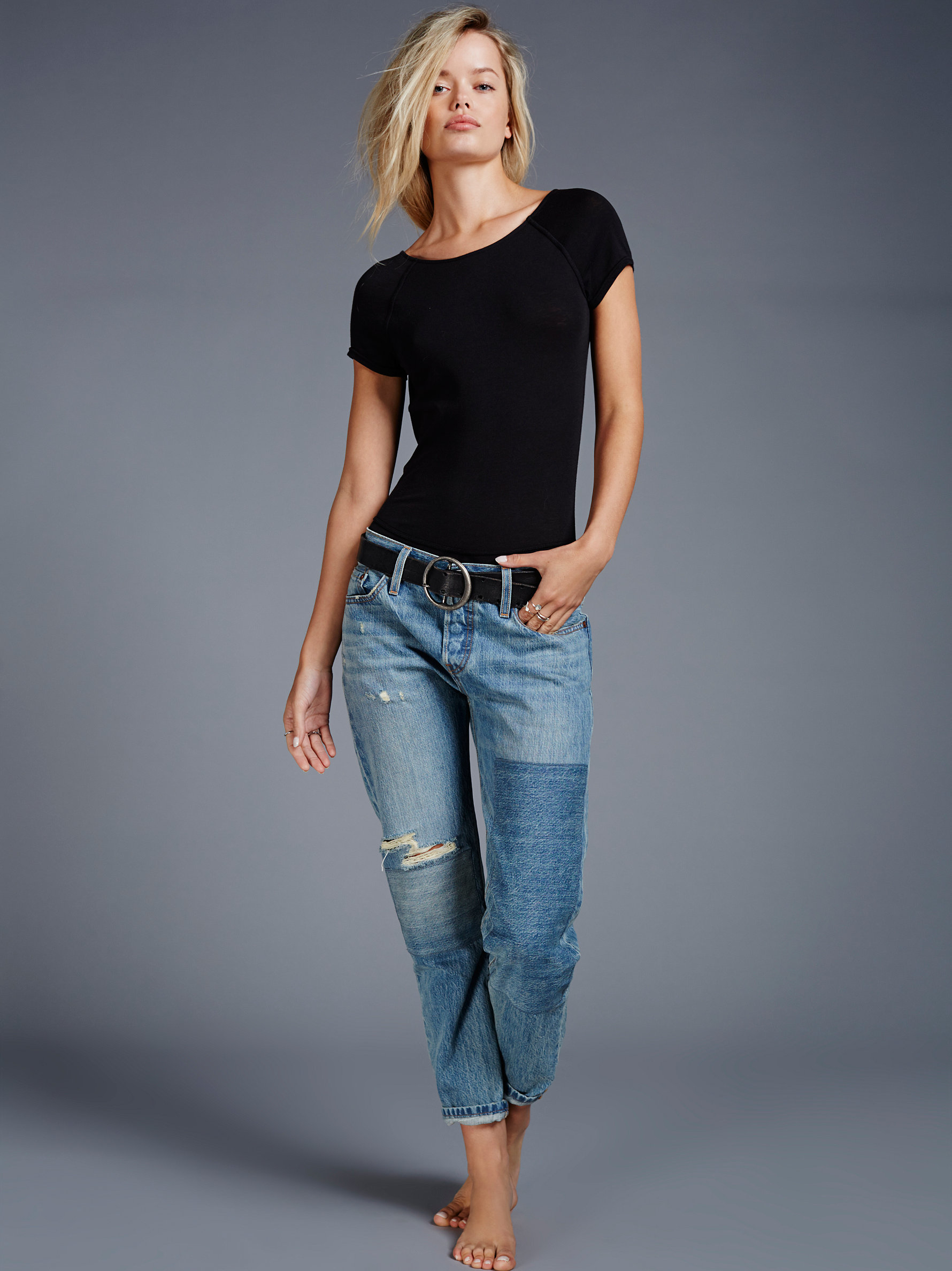 Relaxed Fit Jeans Women