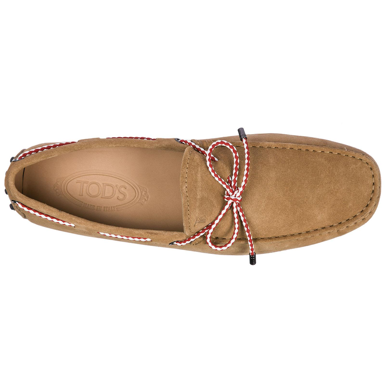 9ef712809a3 ... Suede Loafers Moccasins Gommini 122 Mycolors for Men - Lyst. View  fullscreen