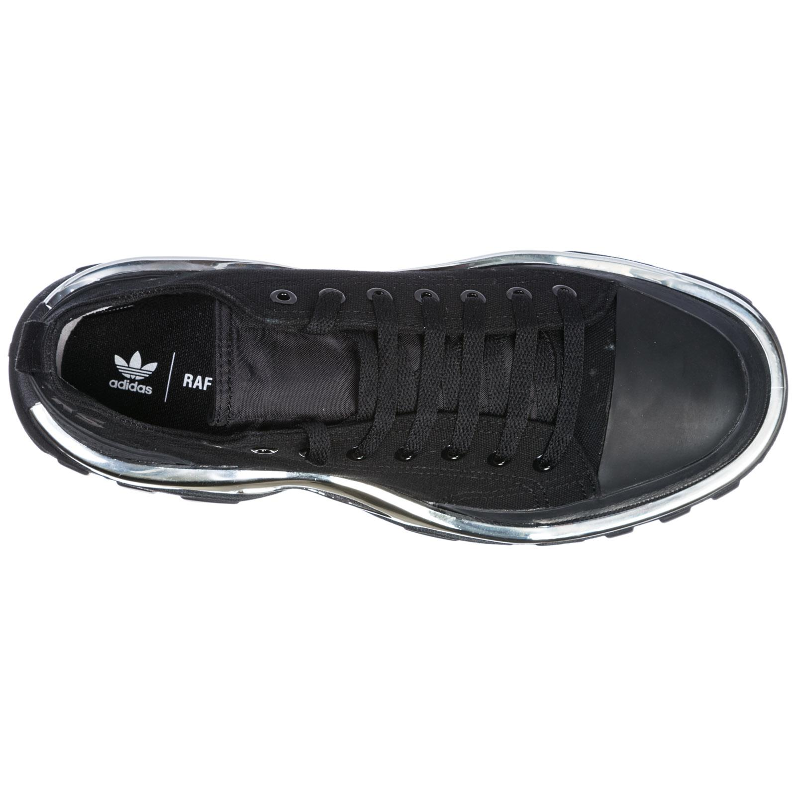 sports shoes 6f74d 3534f Adidas By Raf Simons - Black Shoes Trainers Sneakers Detroit Runner for Men  - Lyst. View fullscreen