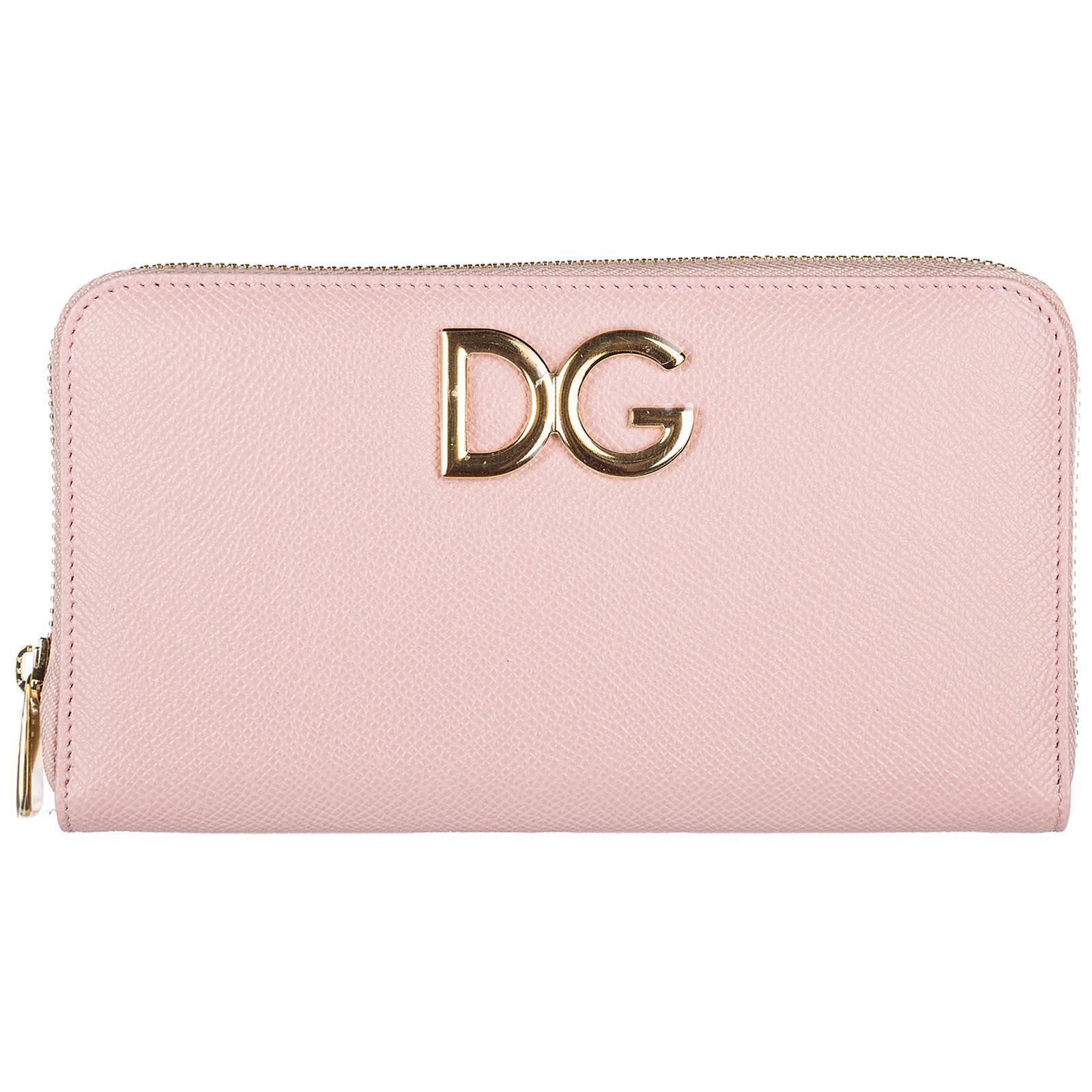 Lyst - Dolce   Gabbana Wallet Coin Case Holder Purse Card Iin Pelle ... 704bf25622f