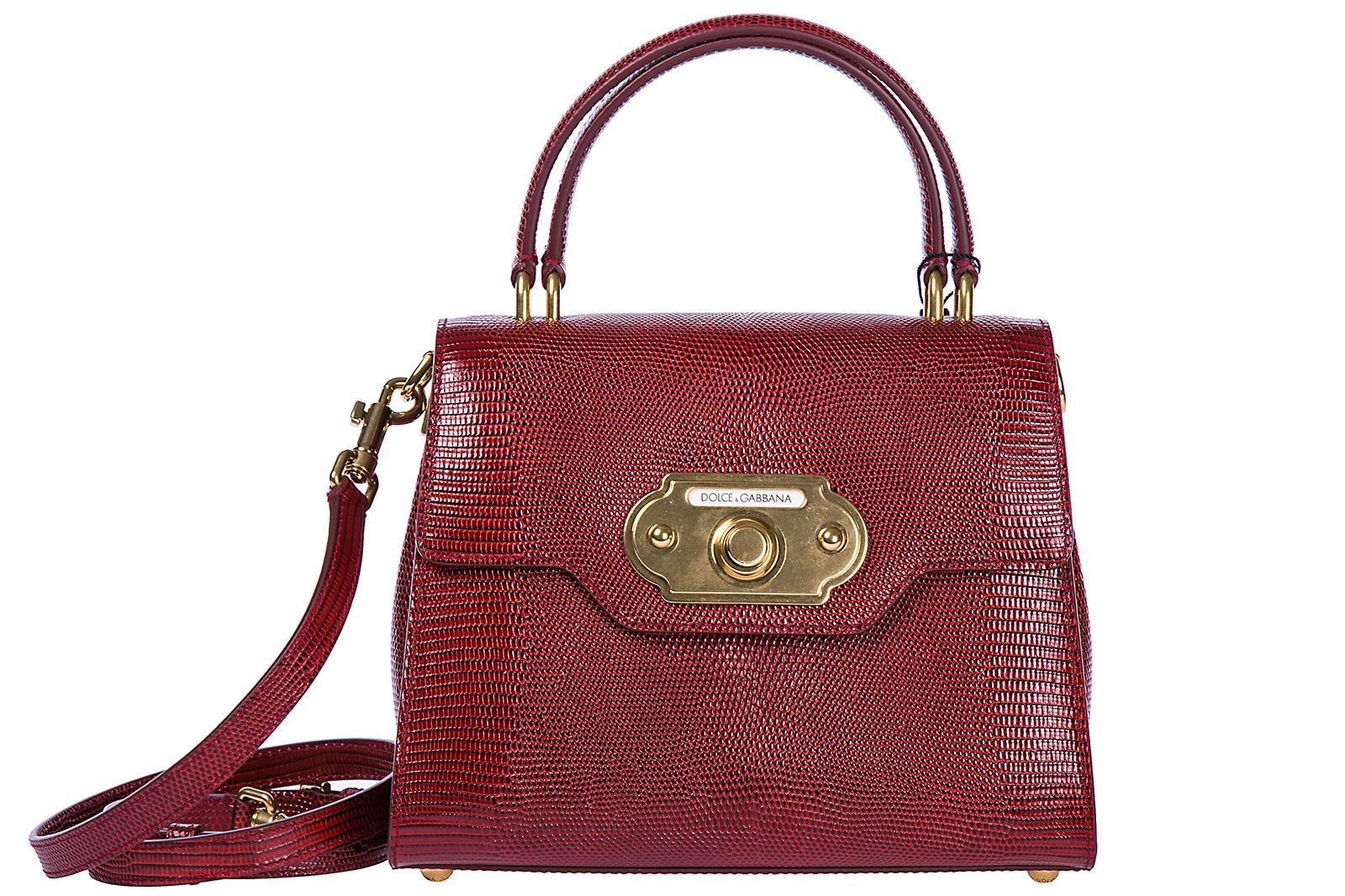 Welcome tote - Red Dolce & Gabbana 212hls