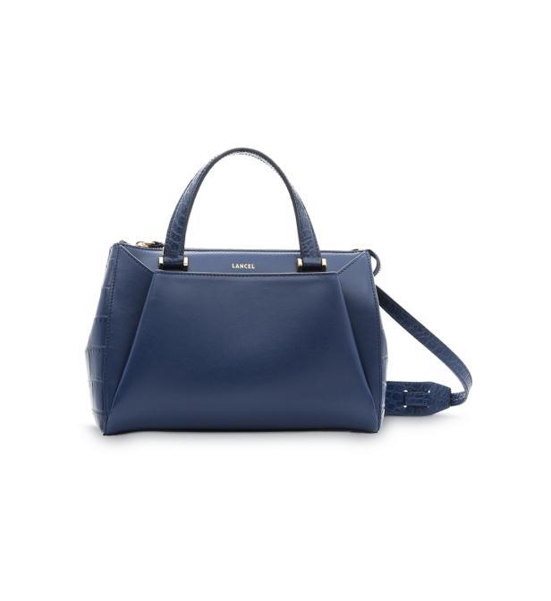 c0e423ed4e Sac cabas XS Lison Lancel en coloris Bleu - Lyst