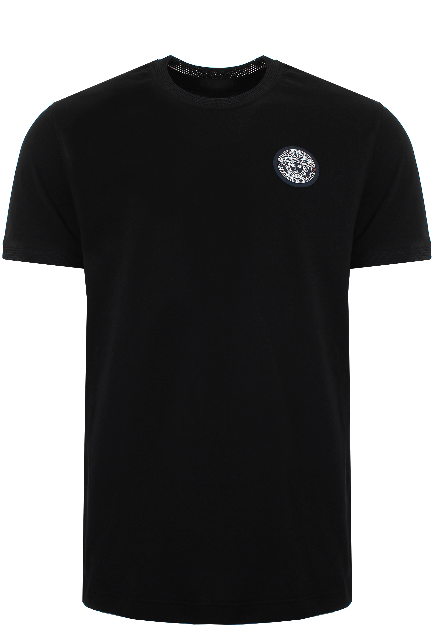 Versace Medusa Sports T-shirt Black in Black for Men | Lyst