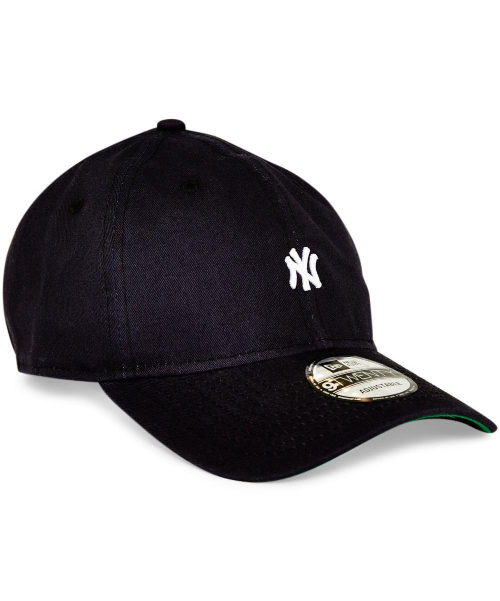 Ktz 9twenty Cs Ny Yankees Mini Logo Navy Cali Green Hat in Blue - Lyst ff12f23f7dbd
