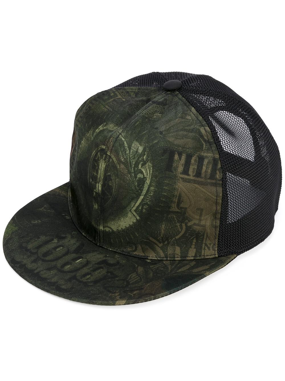 094572065c6253 Givenchy Dollar Print Mesh Cap for Men - Lyst